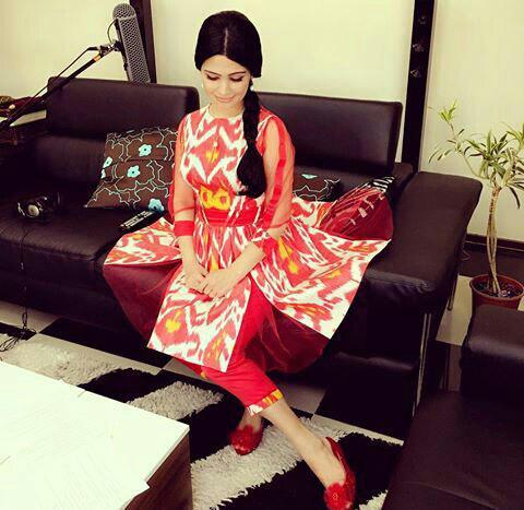 2017 moda milliy liboslari
